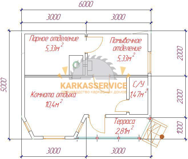 plan Баня 1