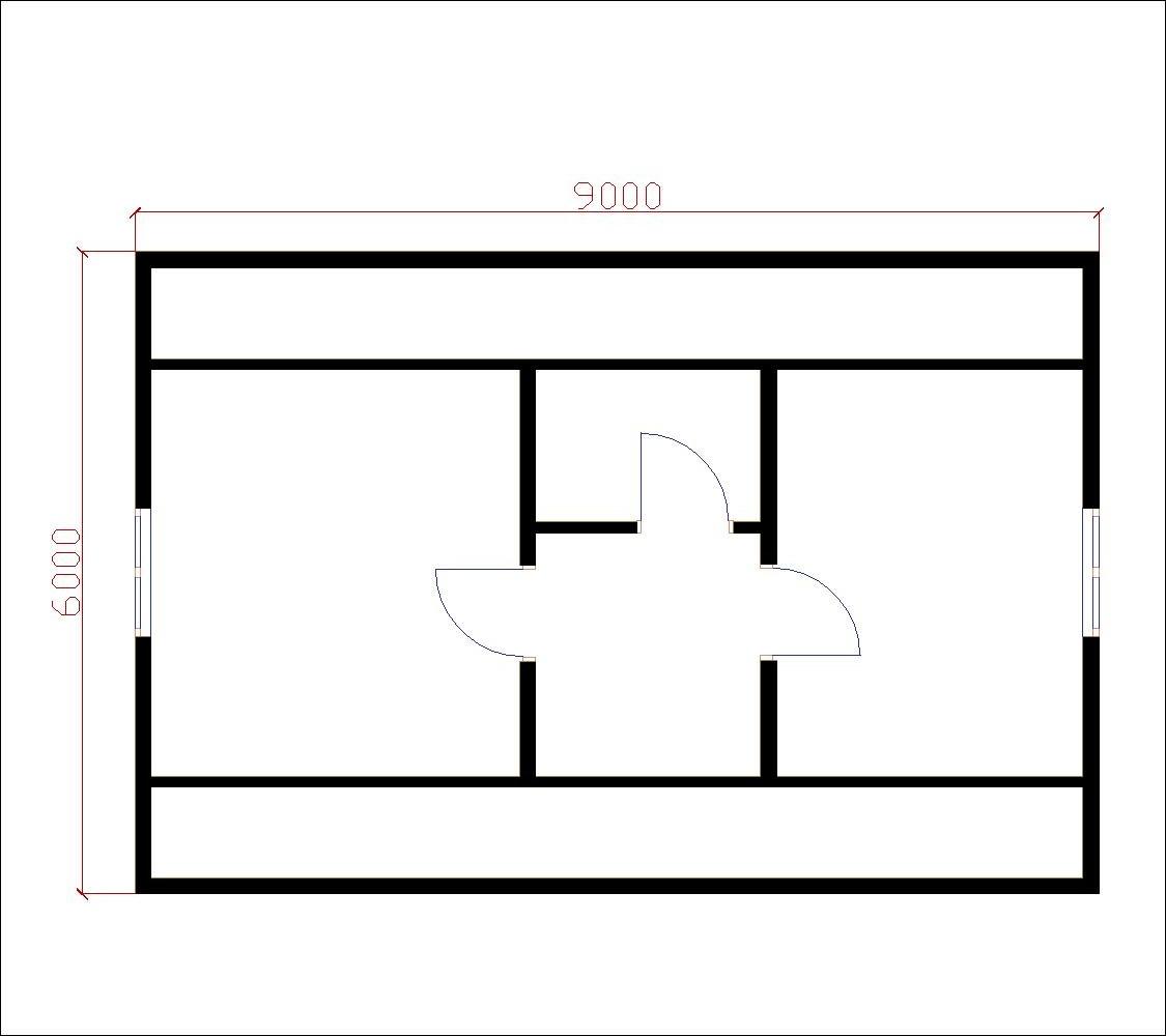 проект 44 - 2 этаж